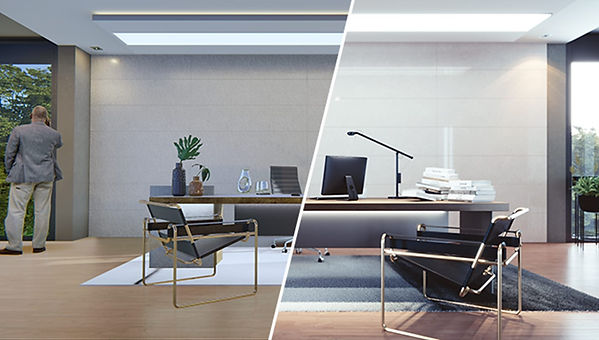 V-Ray_5_for_Revit_spotlight_-_real_time_
