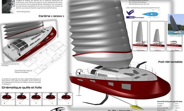 Concept Boat_MerForte_concours Nautic201