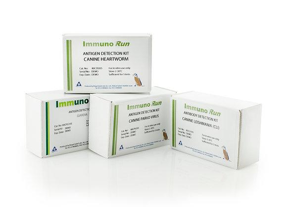ImmunoRun Giardia Ag