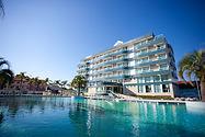 Oceania Park Hotel, Florianopolis, Praia