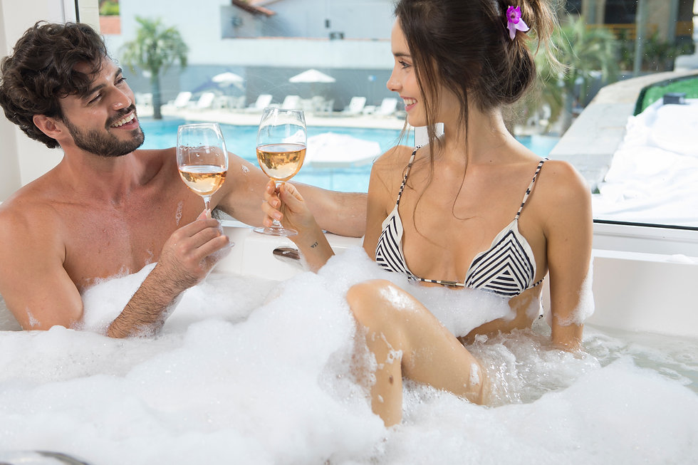 Vitae Spa, Oceania Park Hotel, Florianop