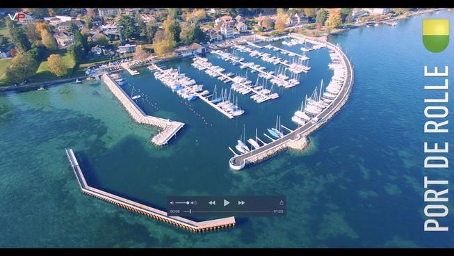 Port de Rolle Switzerland