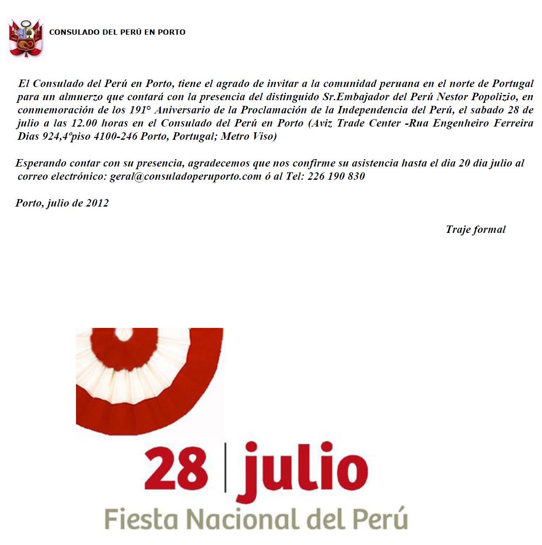 Peruanos En Portugal Norte