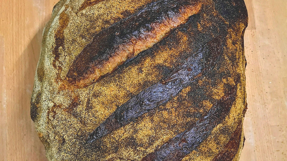Wholegrain Miche (3 sizes available)