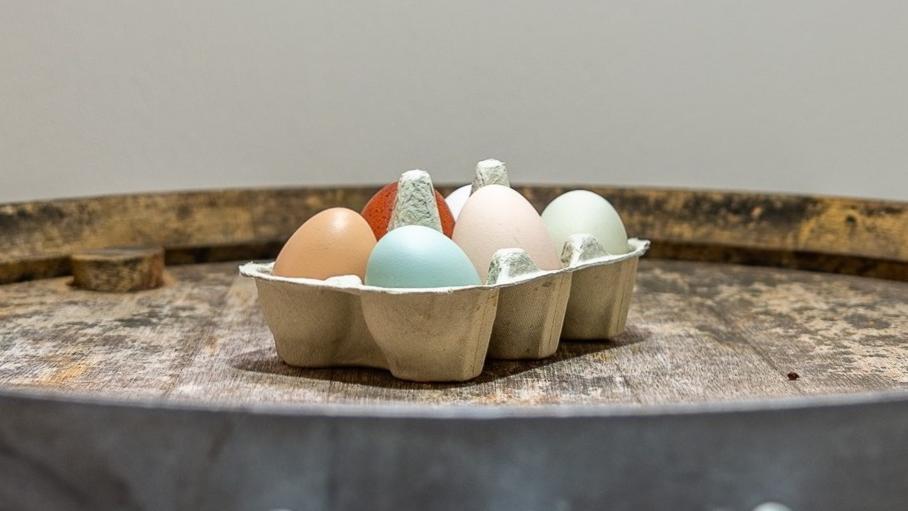 Mixed Weight Free Range Eggs