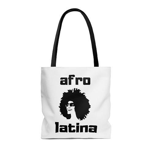 Afro Latina Big Hair Dont Care AOP Tote Bag