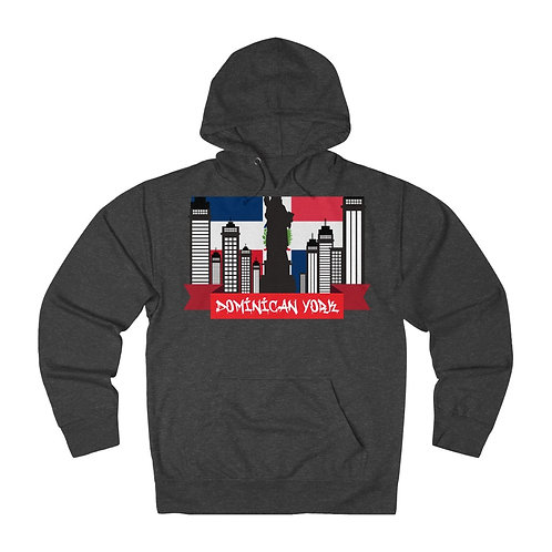 Dominican York Graff Unisex French Terry Hoodie