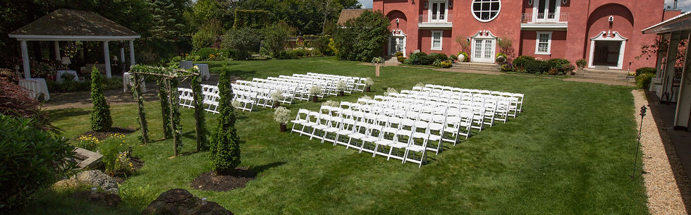 Outdoor Weddings - New England