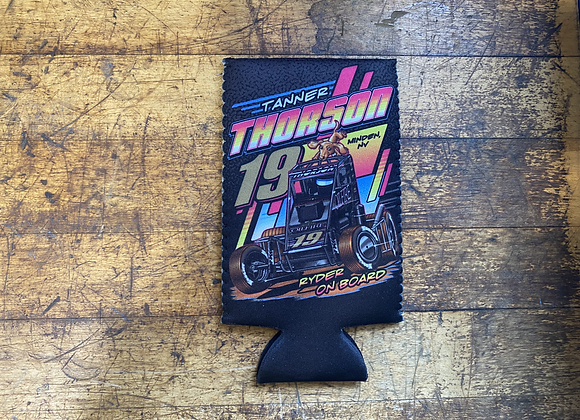 Ryder On Board- Slim (12oz) Can Coozie