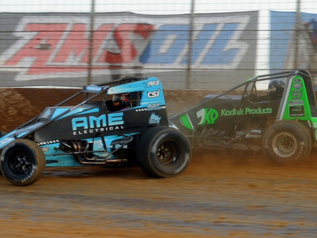 2 OUT OF 3 AIN'T BAD: THORSON WINS PATH VALLEY KEYSTONE INVASION FINALE