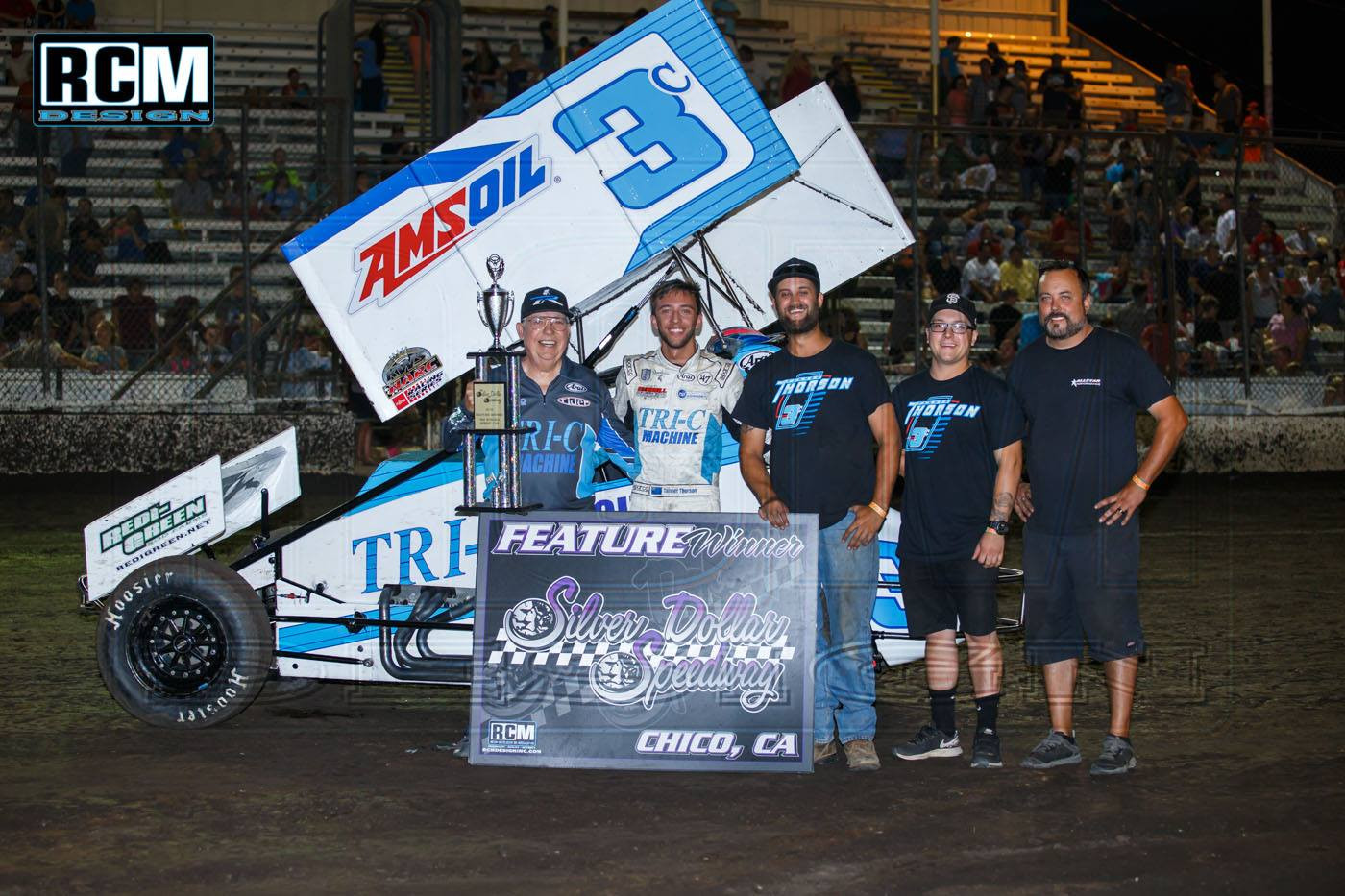 Sprint Car - 3C team victory lane .jpg