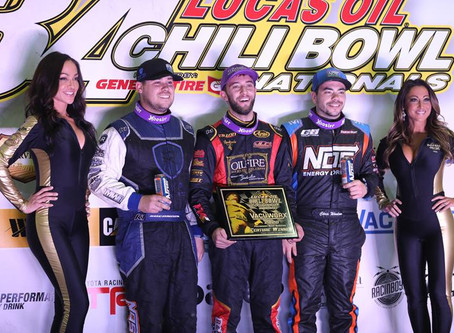 Thorson Delivers A Thriller On Vacuworx Qualifying Night 1/18/2020