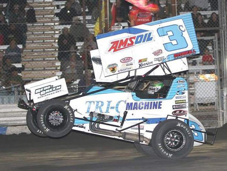 Big payoff for Tanner Thorson in Adobe Cup at Petaluma Speedway