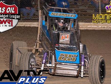 Taylor Reimer Aboard Dave Mac Motorsports Stable