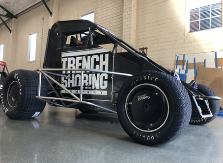 Thorson to Finish Midget Season Aboard Trench Shores #25m