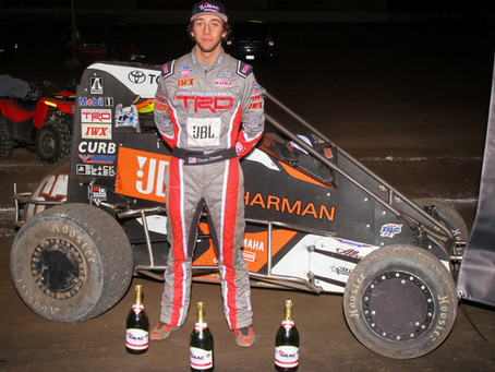 Tanner Thorson Locks Up USAC Midget Title