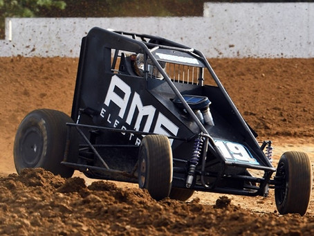 THORSON TROUNCES FIELD FOR 3RD CAREER PUTNAMVILLE IMW VICTORY