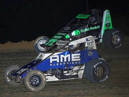 HIGH DRAMA AT LINCOLN PARK: THORSON THRILLS IN ISW ROUND #5
