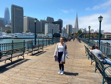Greetings from San Francisco!