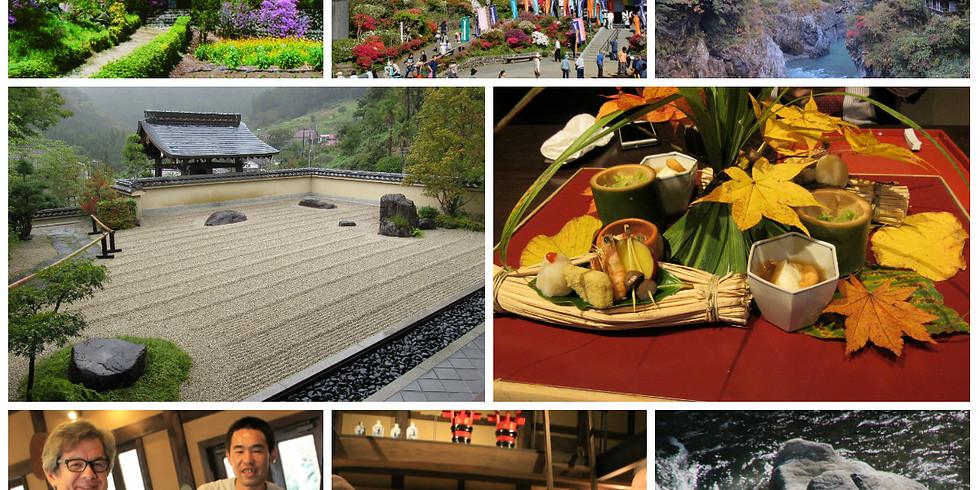 Make your own trip in SATOYAMA @TOKYO