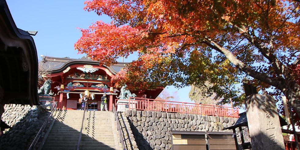 Mt. Mitake Hiking 1 Day Private Tour