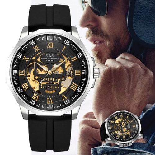Skull Uhr Automatic SAS