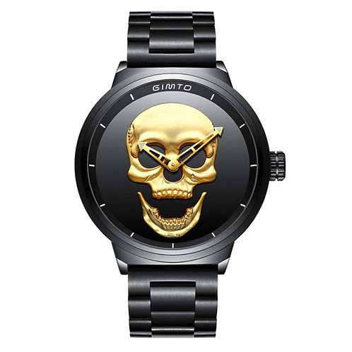 Skull Uhr Men Automatic Gimto