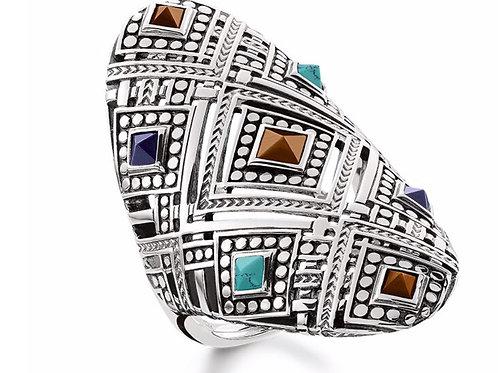 Ring AFRIKA Ornamente