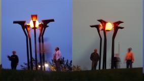 Solar Night by Steven Gutierrez