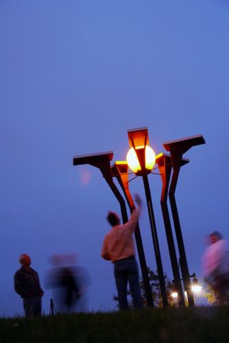 Solar Sculpture by Steven Gutierrez