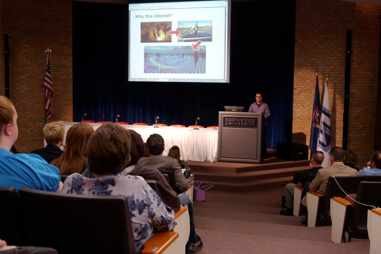 Panel at Northwood University