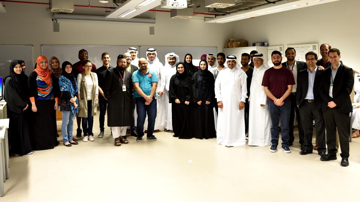 Workshops at the University