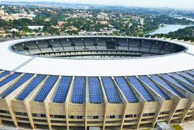 3 Solar Powered Stadiums