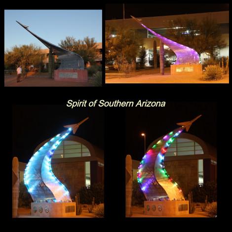 Spirit of Southern Arizona (montage)