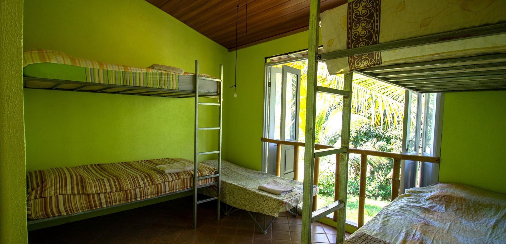 Dorm room, House 6
