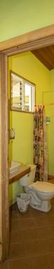 Dorm washroom