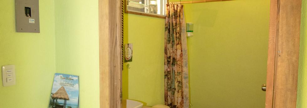 Bathroom, House 6