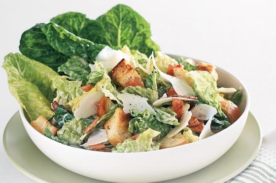 Geschiedenis van de Caesar Salad