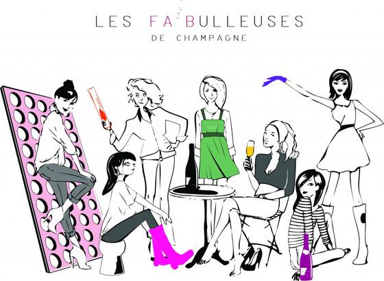 Champagne en vrouwen