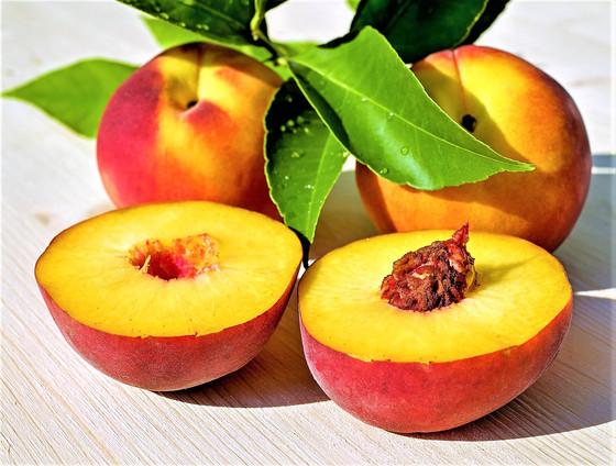 Geschiedenis van de perzik