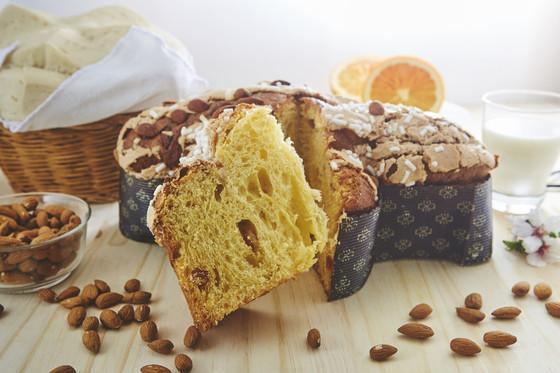 Colomba pasquale, Italiaanse paasduif van brood
