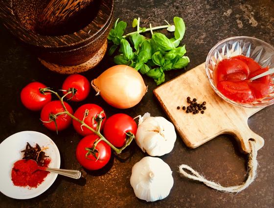 Geschiedenis van de tomaten ketchup