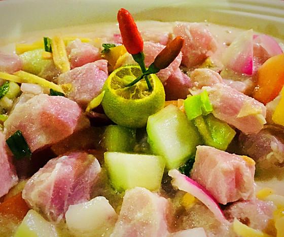 Kinilaw, gezond visgerecht uit de Filipijnen
