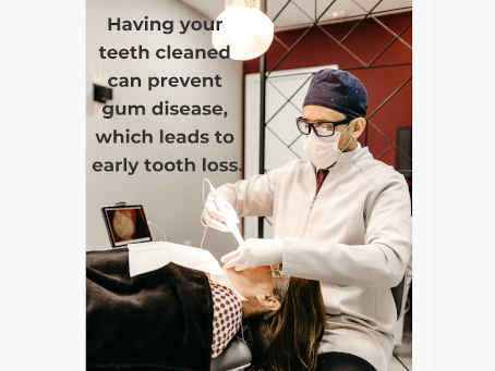 Dental Fact about Teeth Cleaning