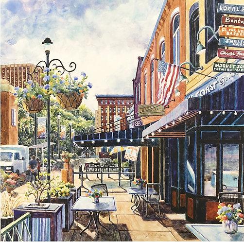 Market Square West