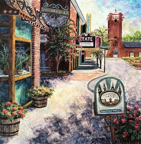 Kingsport, Tennessee (digital download)