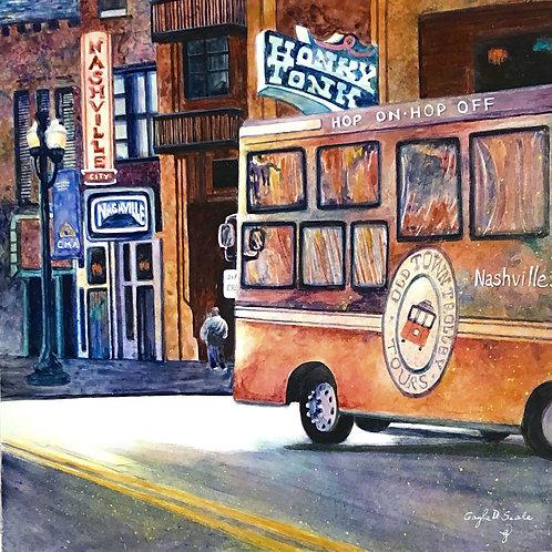 Nashville Trolley