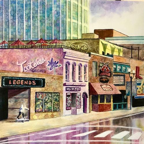 Tootsies on Broadway   Nashville, TN