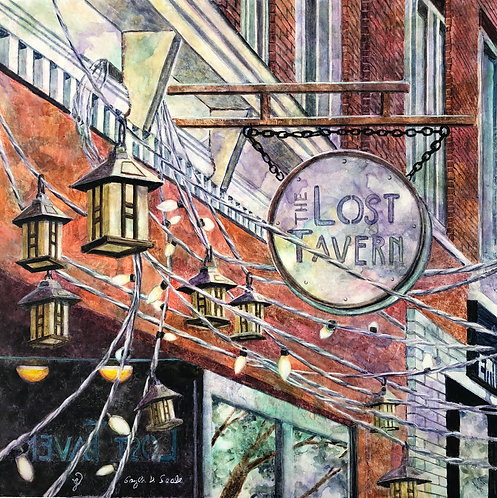 Lost Tavern Knoxville