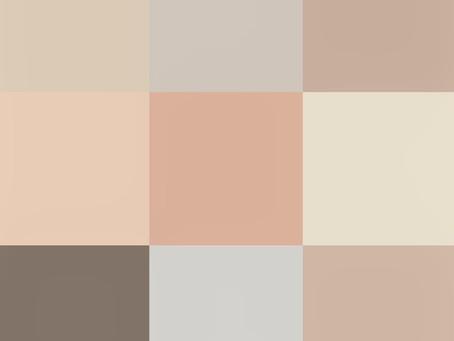 Choosing a Color Pallette for Distinction